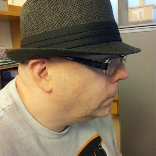 User Avatar of Patrik Grip-Jansson