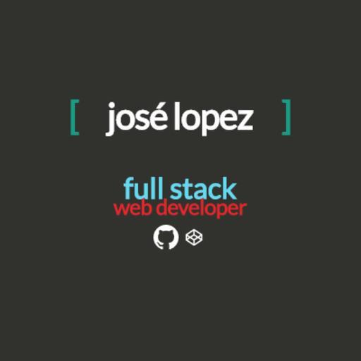 User Avatar of José Lopez