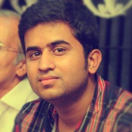 Abhishek Suresh On CodePen