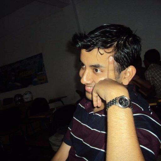 User Avatar of Ashwin Shenoy