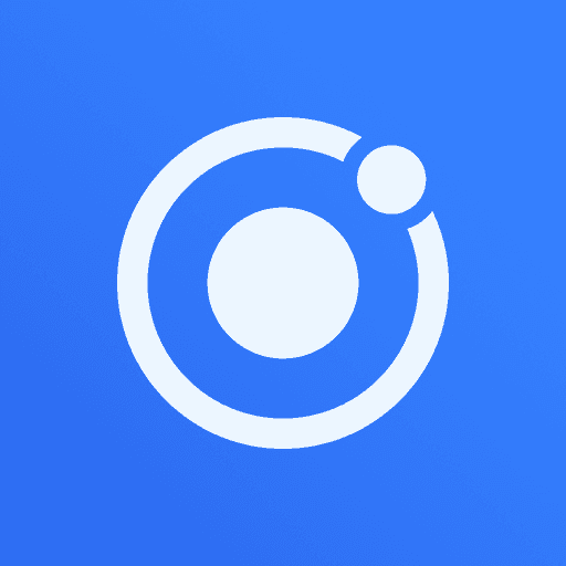 Ionic on CodePen
